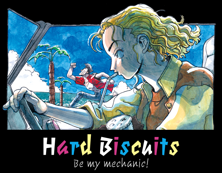 Hard Biscuits