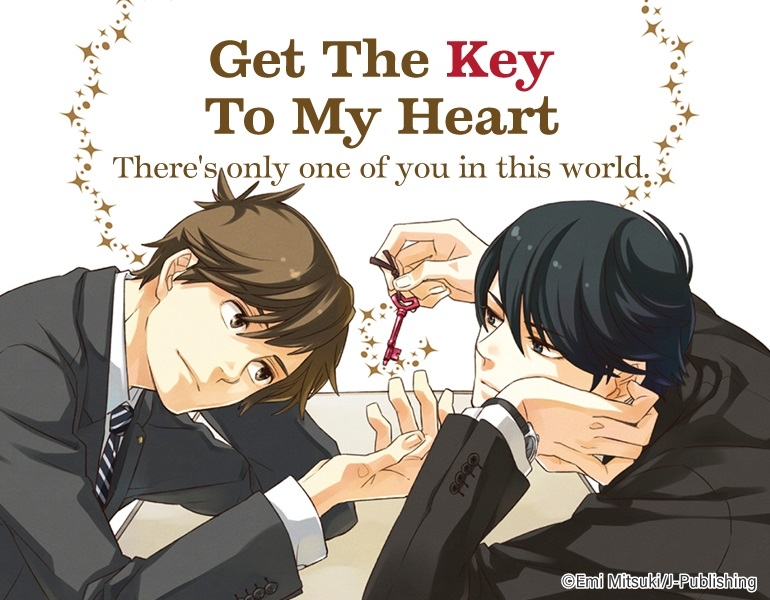 Get The Key To My Heart