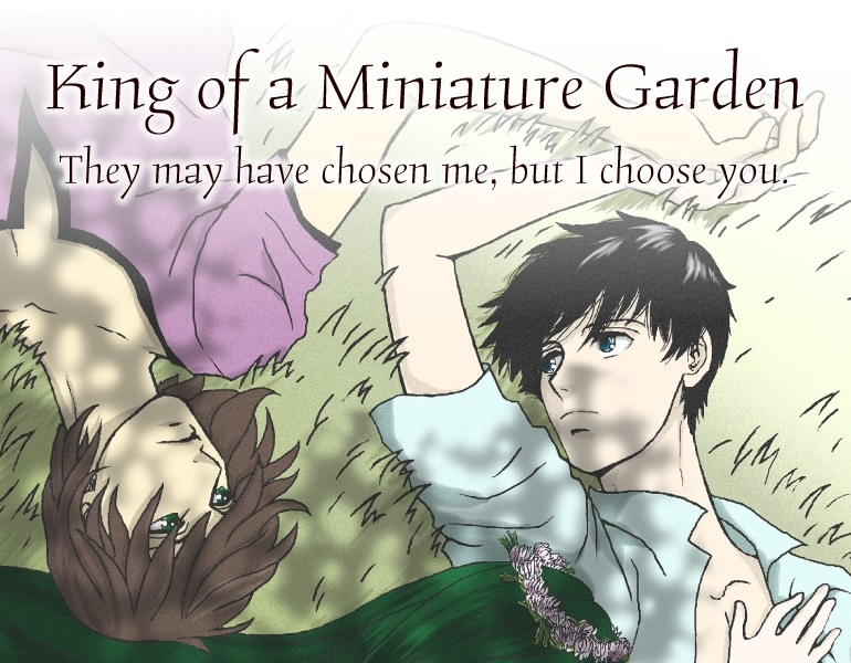 King of a Miniature Garden