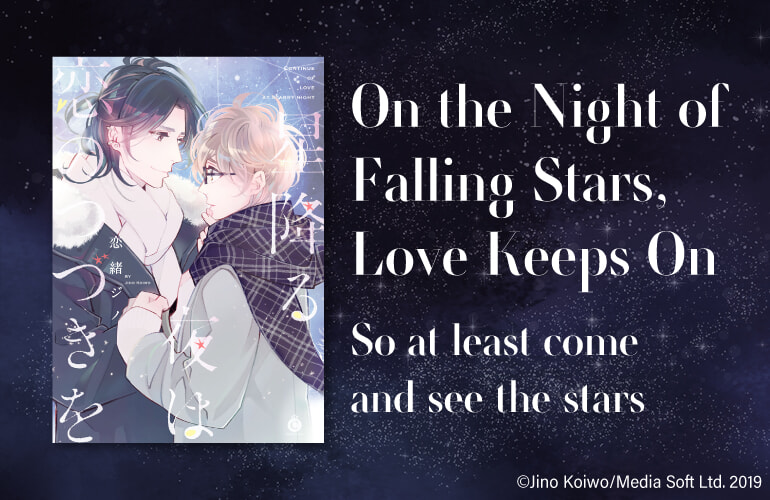 On the Night of Falling Stars, Love Keeps On